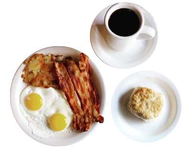 Sami's Cafe Breakfast Combo